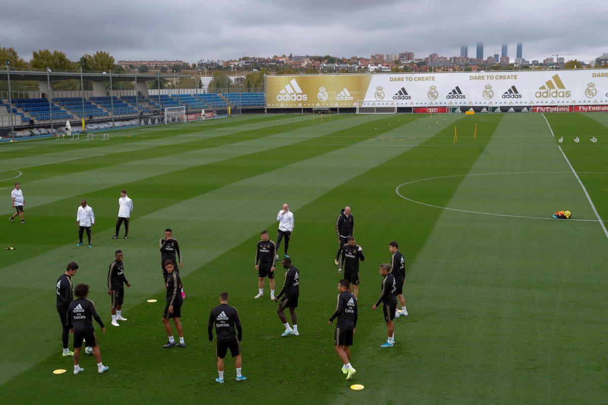 El Real Madrid viaja a Mallorca sin Modric ni Bale