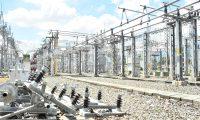 SP01. SAN PEDRO SULA (HONDURAS), 28/10/2019.- Vista de una planta de transformación de energía propiedad de la Empresa Nacional de Energía Elécrica (ENEEE) ubicada en San Pedro Sula (Honduras), ciudad sede de la reunión que se lleva a cabo este lunes entre miembros del Fondo Monetario Internacional (FMI) y empresarios hondureños. Miembros del FMI llegan a Honduras para revisar acuerdo económico y evaluar las reformas al sistema de energía hechas en el país. EFE/JOSE VALLE