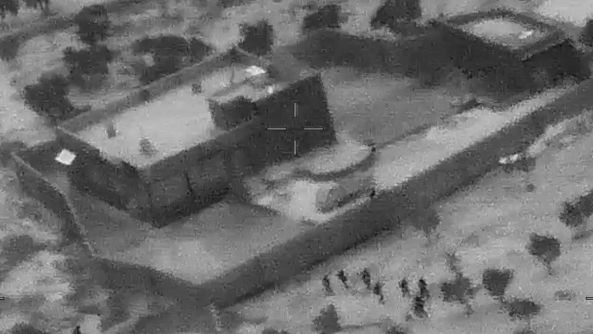 Aquí se escondía y se suicidó el líder del Estado Islámico frente a la embestida estadounidense