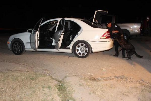 La captura de Valencia fue el 28 de enero de 2014 en Chimaltenango. (Foto Prensa Libre: Hemeroteca PL)