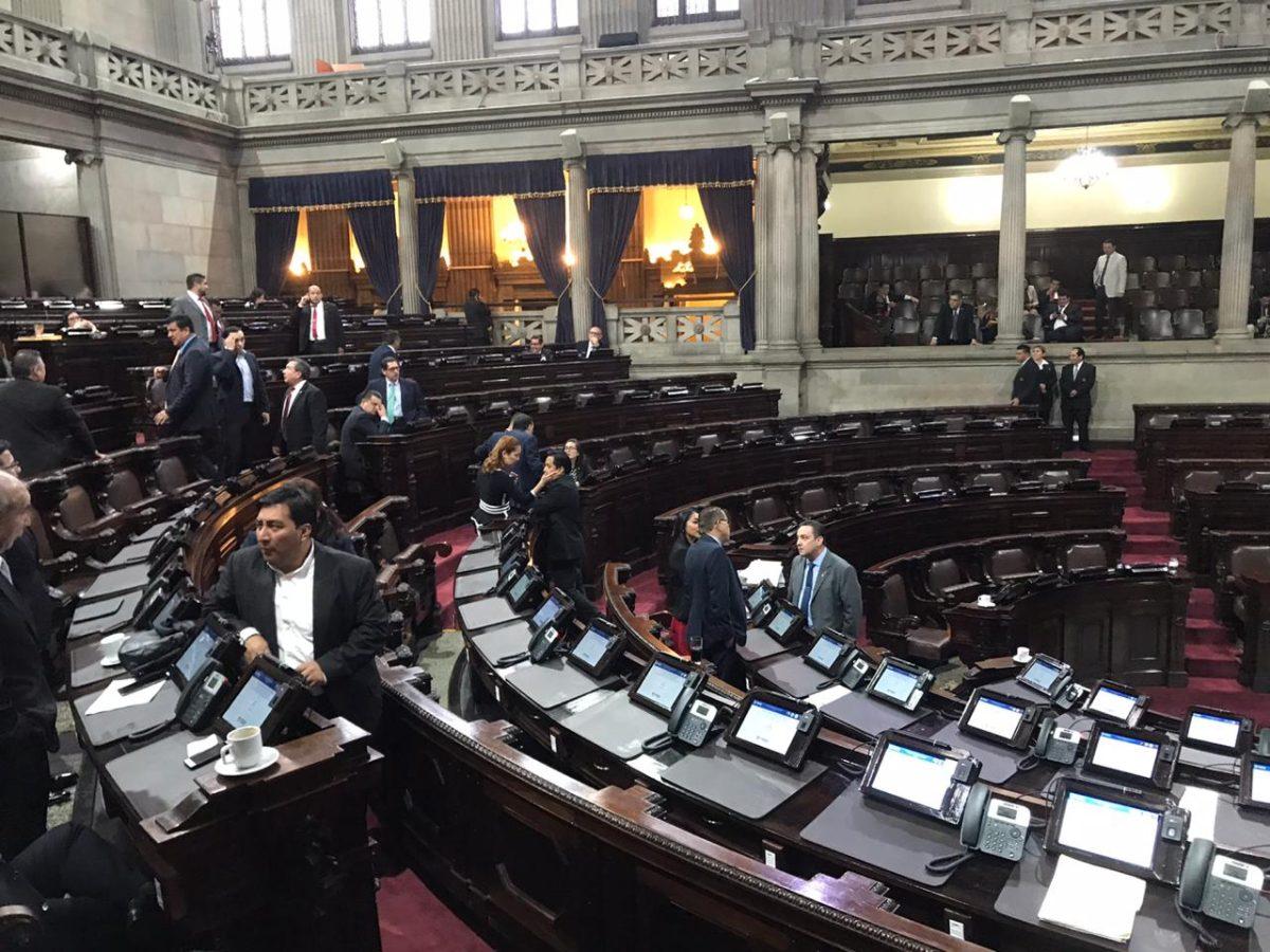 Congreso de Guatemala retrasa aprobación de acuerdos del brexit