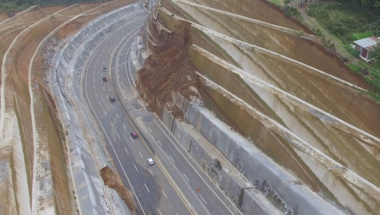 La etapa nueve de la Vuelta a Guatemala número 59 no parsará por el Libramiento de Chimaltenango. (Foto Prensa Libre: Carlos Hernández Ovalle)