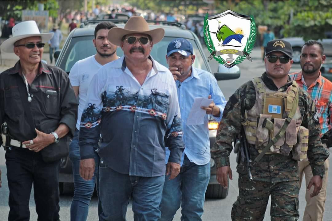 Capturan a alcalde de Nueva Concepción por delitos de narcotráfico