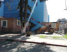Los trabajos comenzaron esta semana y se espera que finalicen en dos meses. (Fotos Prensa Libre: Cortesía)