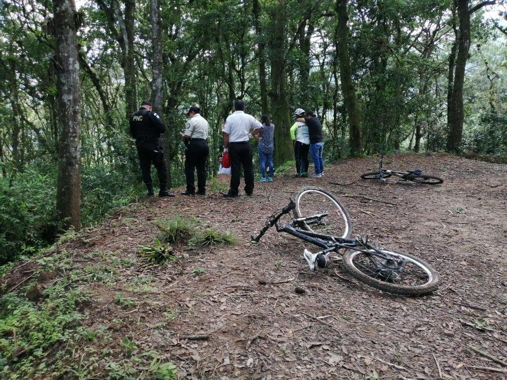 Muerte de ciclista en asalto frustrado alarma al gremio