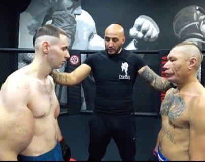 Kirill Tereshin perdió en su debut en la MMA. (Foto Prensa Libre: Redes)
