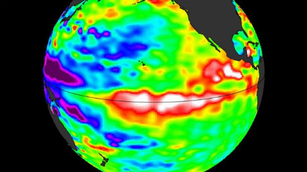 """""""Super El Niño"""", la peligrosa versión del fenómeno climático que se hace cada vez más frecuente en el Pacífico"""