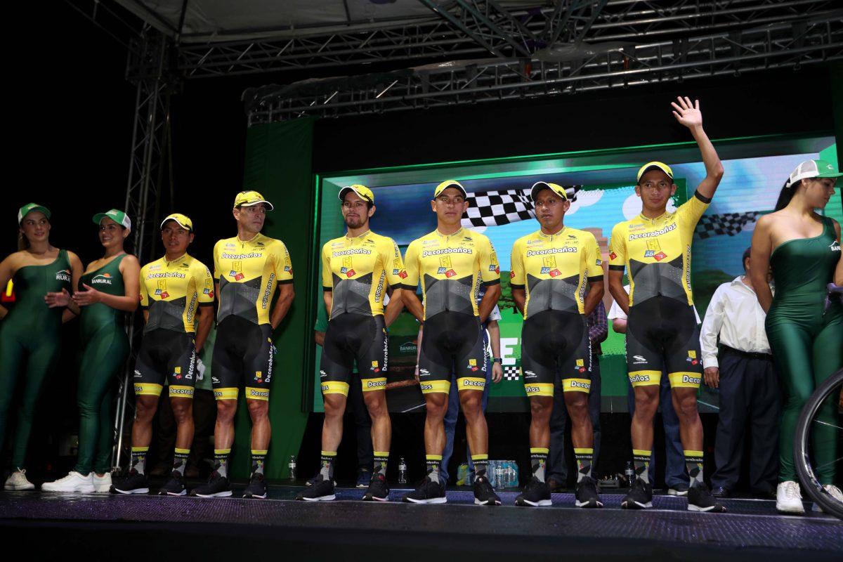 Vuelta 59   Petén vive la emoción de la Vuelta Ciclística a Guatemala