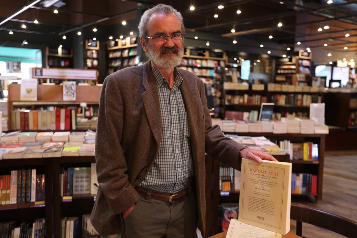 Cómo el Rabinal Achí marcó la carrera de un antropólogo francés