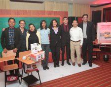 Texaco continúa apoyando la educación por medio de sus programas. Foto Prensa Libre: Norvin Mendoza