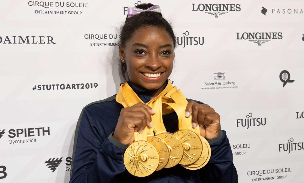 """Simone Biles: """"Mentalmente nos pasará factura a todos el aplazamiento olímpico"""""""