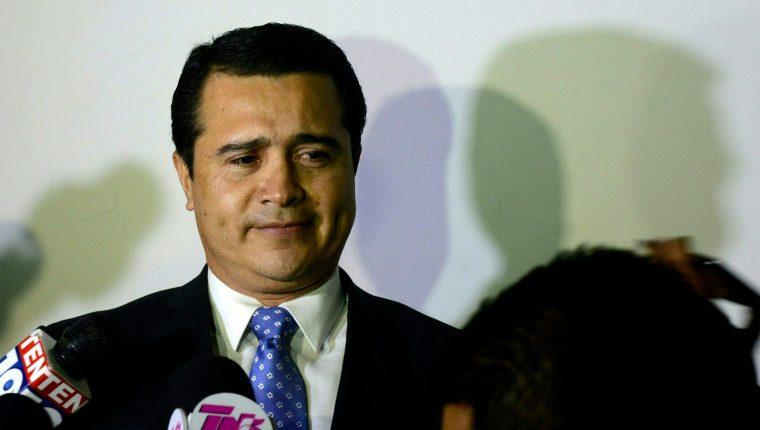 Tony Hernández, hermano del presidente de Honduras, fue hallado culpable por la justicia de Estados Unidos por delitos relacionados al trasiego de drogas. (Foto Prensa Libre: AFP)