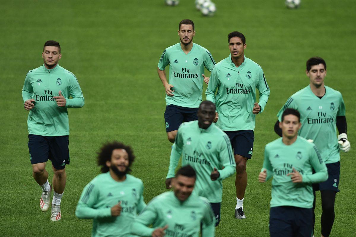 El Real Madrid, sin derecho a fallar en Estambul