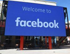 """""""Facebook News"""" es la nueva función de Facebook para promover noticias. (Foto Prensa Libre: AFP)"""