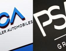 Fiat Chrysler y PSA discuten una fusión para crear un grupo millonario. (Foto Prensa Libre: AFP)