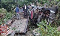 Autoridades de tránsito trabajan en la prevención de hechos viales en Jutiapa, donde, hasta el 31 de agosto se reportaron 50 muertos. (Foto Prensa Libre: Cortesía)