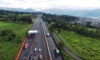 Convía fue adjudicada para el proceso de rehabilitación, administración, operación, mantenimiento y obras complementarias de la Autopista Escuintla - Puerto Quetzal. (Foto Prensa Libre: Hemeroteca)