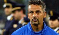 Roberto Baggio, uno de los futbolistas más emblemáticos de Italia. (Foto Prensa Libre: Hemeroteca Pl)