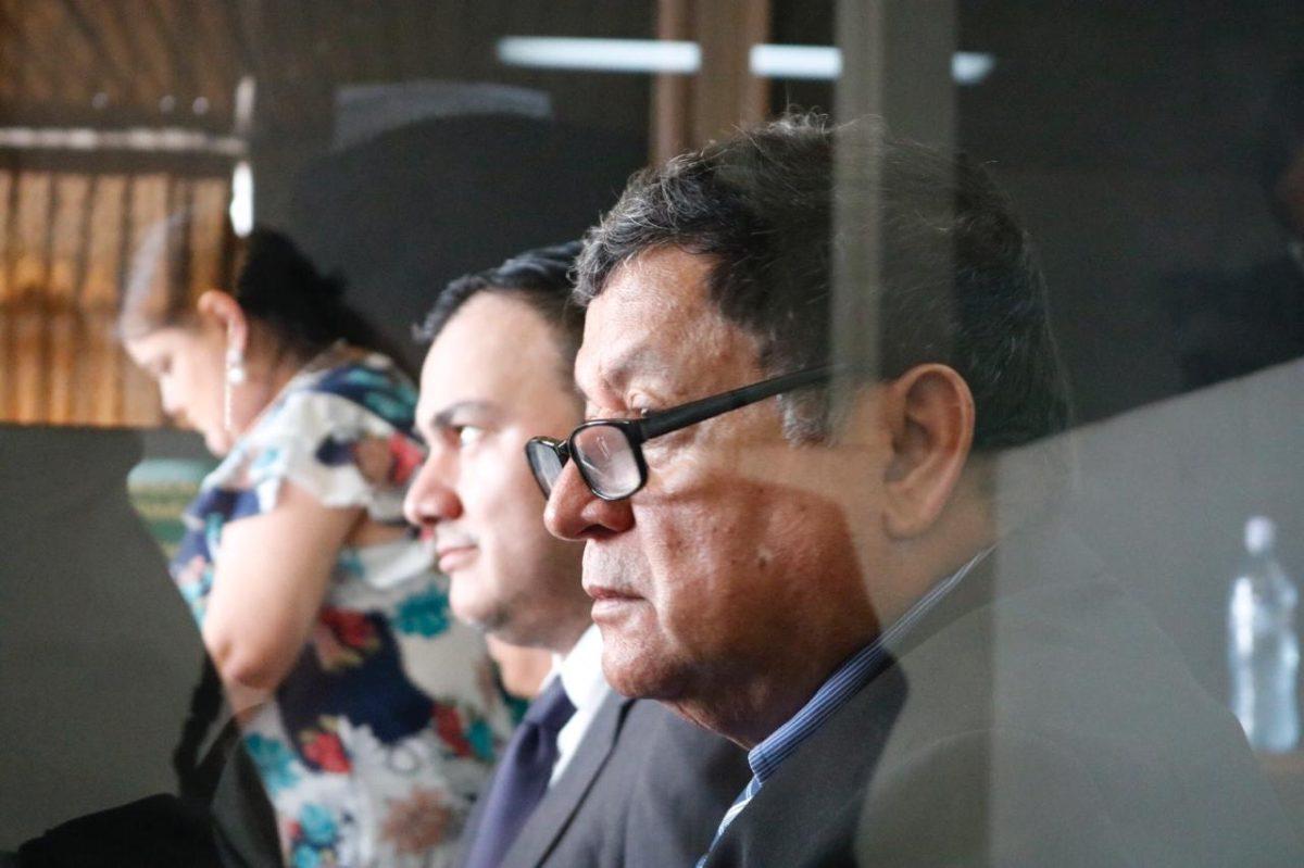 """Escuchas telefónicas identifican al exdiputado Baudilio Hichos como """"el jefe"""" en el caso IGSS-Pisa Chiquimula"""