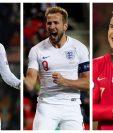 Este lunes será un día crucial para la Eurocopa 2020. (Foto Prensa Libre: EFE y AFP)