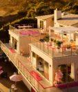 La casa de Barbie a escala real en Malibú. (Foto Prensa Libre: Tomada de video de YouTube).