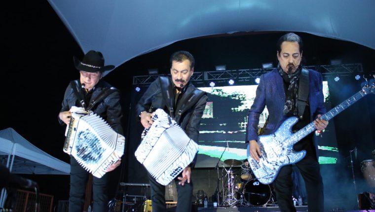 El concierto promete ser inolvidable para el público del suroccidente de Guatemala. (Foto tomada del Facebook de Los Tigres del Norte)