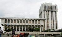 Fachada del edificio del Organismo Judicial. (Foto Prensa Libre: Hemeroteca).