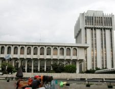 El Organismo Judicial y Corte Suprema de Justicia amplió por siete días la licencia laboral para sus trabajadores por emergencia a covid-19. (Foto Prensa Libre: Hemeroteca PL)