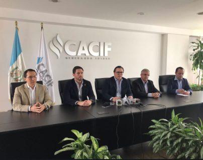 El Cacif pidió revertir el fallo de la CC que suspende los contratos de tiempo parcial. (Foto Prensa Libre: Cortesía)