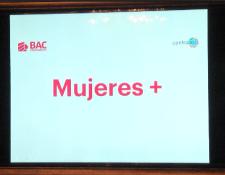 Mujeres + BAC