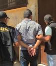 Capturan a hombre que habría asesinado a su esposa e hija de 3 años. Foto: PNC
