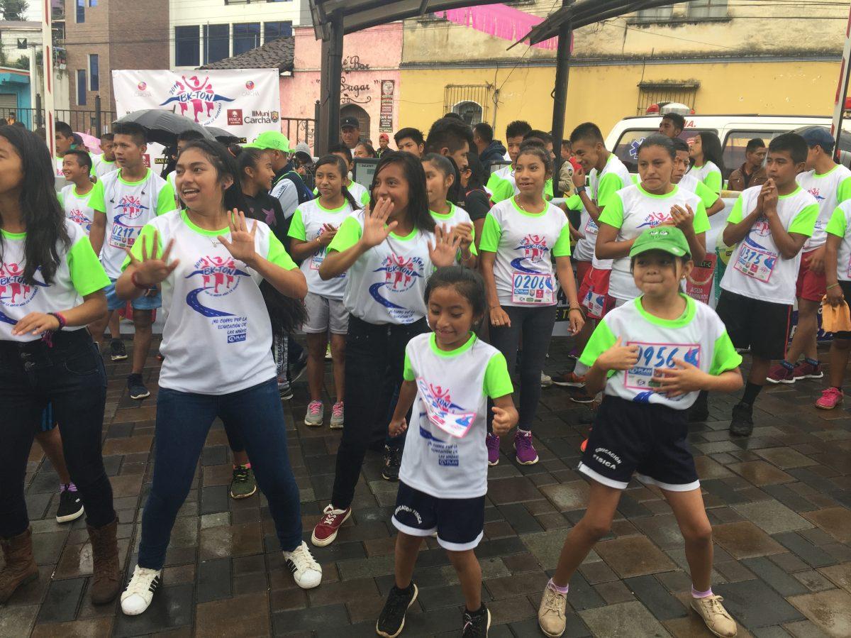 BK-Ton 2019, la iniciativa que recauda fondos para becas en beneficio de 200 niñas de básico