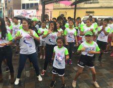 El objetivo de la BK-Ton 2019 es recaudar fondos para financiar 200 becas para niñas. (Foto Prensa Libre: Cortesía)