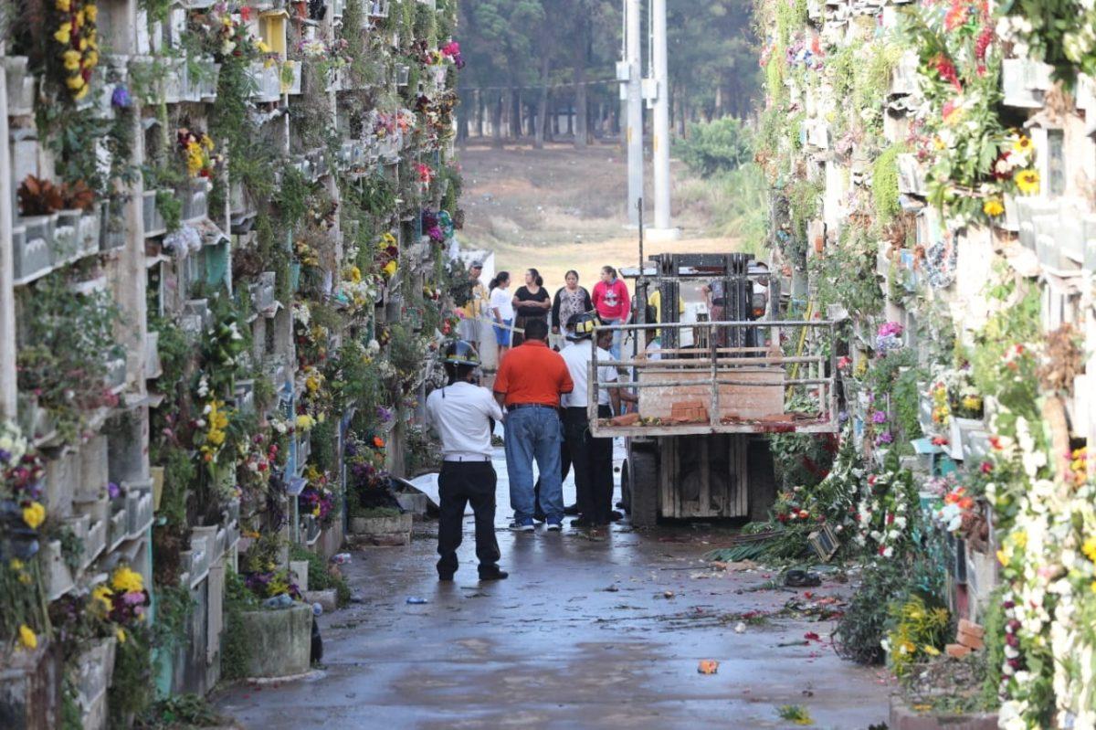 Ataque armado en el cementerio La Verbena deja seis muertos