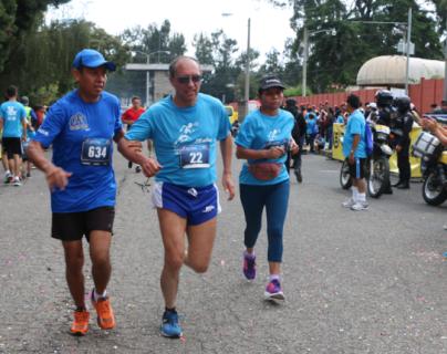 Se celebrará la XXX edición de la Carrera de la Luz y el Sonido. (foto, Prensa Libre: Hemeroteca PL).