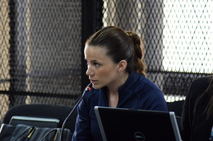 Daniela Beltranena es condenada a tres años de prisión por caso de corrupción en el RIC