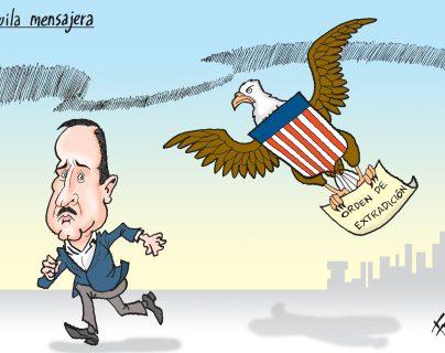 Fo: Águila mensajera