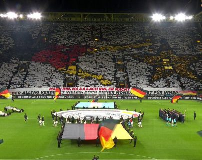 ¿Por qué molestó a la afición argentina el homenaje que hubo antes de partido entre su selección y Alemania?
