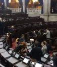 Diputados no apoyarían propueta de reformar la Ley Orgánica del MP. (Foto Prensa Libre: Hemeroteca)
