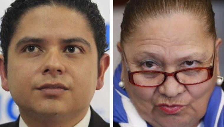 Andrei González, exfiscal del MP, denunció a la Fiscal General Consuelo Porras. (Foto Prensa Libre: Hemeroteca PL)