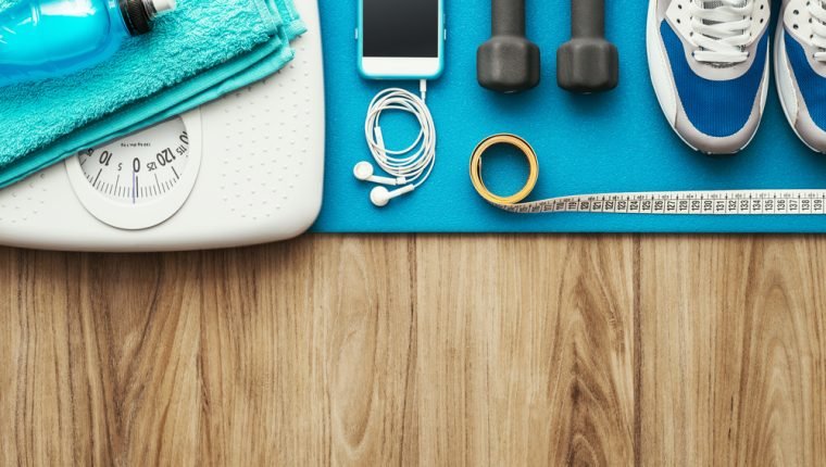 Recordarse constantemente su objetivo y los beneficios que obtendrá de su práctica lo ayudarán a motivarse día a día. (Foto Prensa Libre: Servicios)