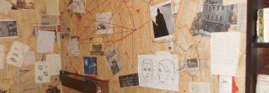 Cuartos de escape para resolver misterios o investigar sucesos son los pasatiempos que ofrece Enigma Room. (Foto, Prensa Libre: Enigma Room).