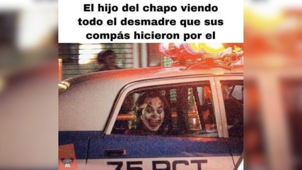 Memes: La polémica liberación del hijo del 'Chapo' Guzmán es motivo de muchas críticas en México
