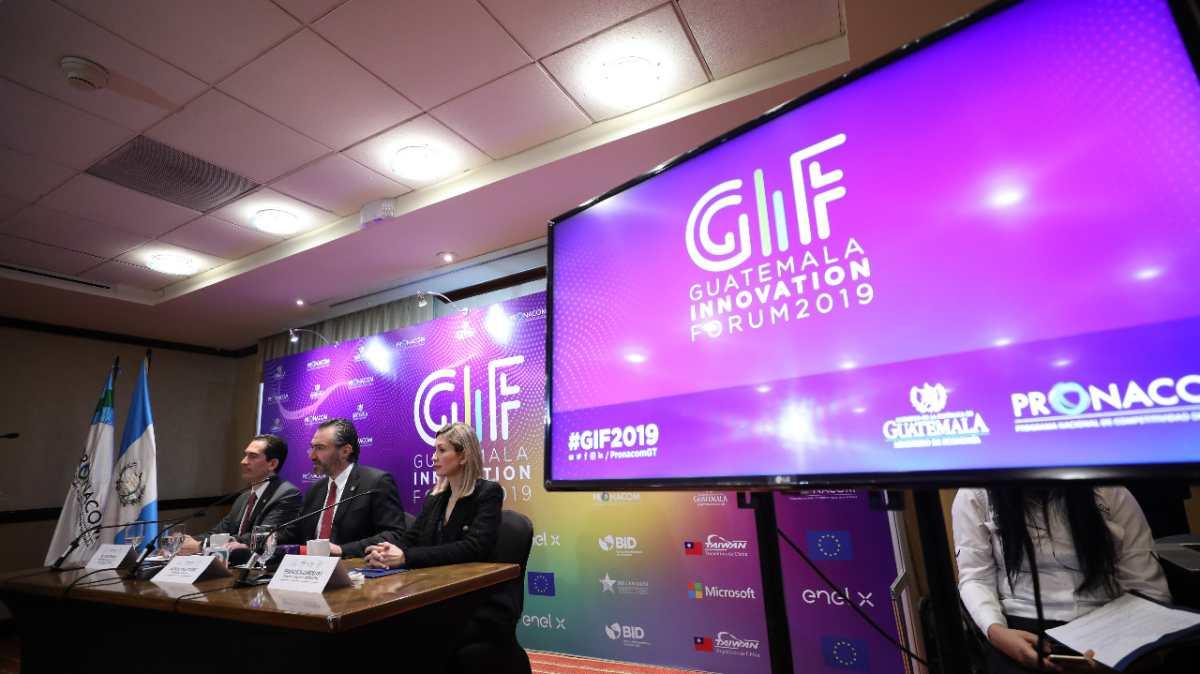 Guatemala Innovation Forum: Innovación en la era de la economía digital