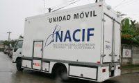 Las unidades móviles del Inacif se llevan a lugares afectados por desastres naturales o de grandes magnitudes. (Foto Prensa Libre: Hemeroteca PL)