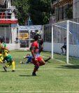 Iztapa logró una importante victoria en casa, después de haber vencido a Deportivo Guastatoya. (Foto Prensa Libre: Carlos Paredes).