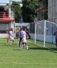 El Deportivo Iztapa venció a Xelajú MC. (Foto Prensa Libre: Carlos Paredes)