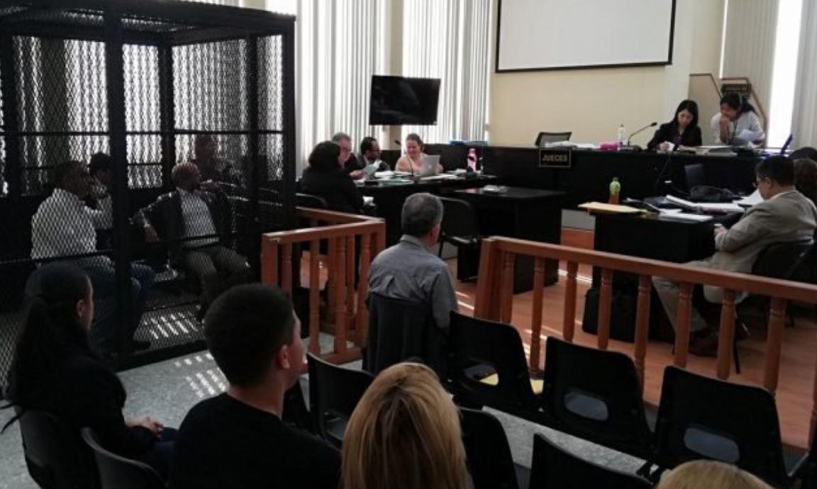 Jueza Erika Aifán apela contra la falta de mérito concedida a su oficial señalada de anomalías