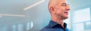 Por segundo año consecutivo Jeff Bezos es el más rico en los Estados Unidos. (Foto Prensa Libre: Forbes)