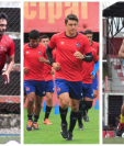 La jornada 15 del Apertura 2019 será determinante en la recta final de la clasificación. (Foto Prensa Libre: Raúl Juárez, club Municipal y Guastatoya)